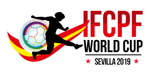 World Cup Football 7 IFCPF Sevilla 2019